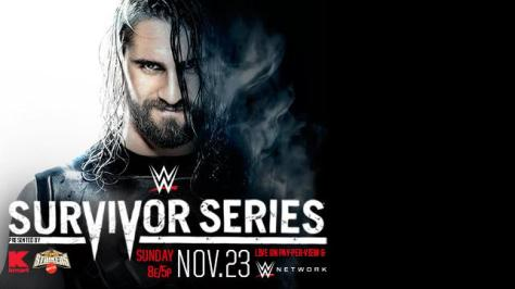 Survivor Series 2014 poster