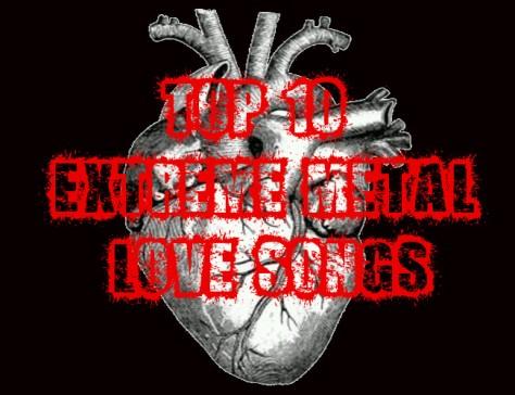 10 best metal love songs