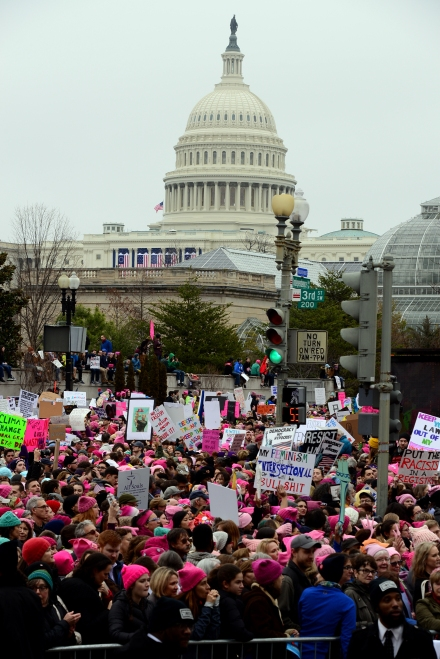 Woman's March on Washington D.C.