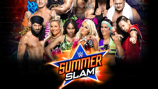 SSEP: Episode 21: SummerSlam 2017 Preview