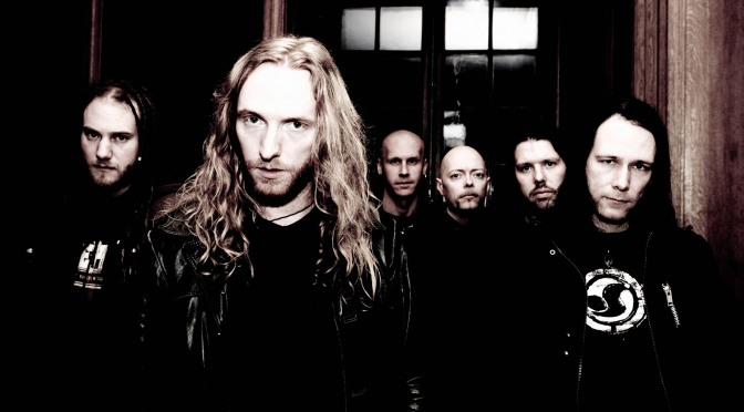 Dark Tranquillity at the Chance