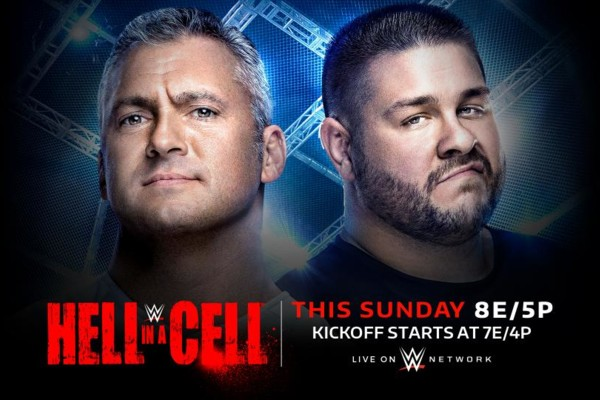 Spaceman Frank's WWE Hell in a Cell 2107 Predictions