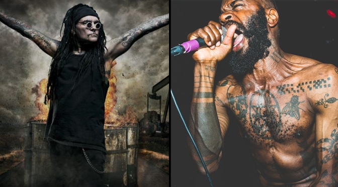 Ministry, Death Grips at the Electric Factory