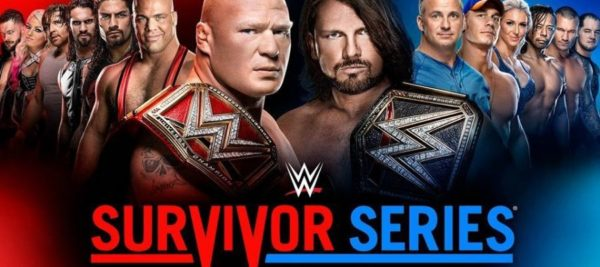 Spaceman Frank's Survivor Series 2017 Predictions