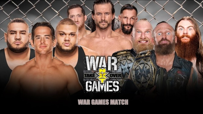 SSEP: Episode 28 – NXT WAR GAMES Review / WWE Survivor Series Preview