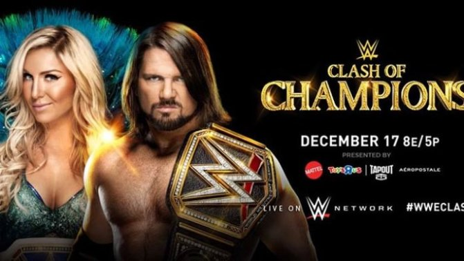 Spaceman Frank's Clash of Champions Predictions