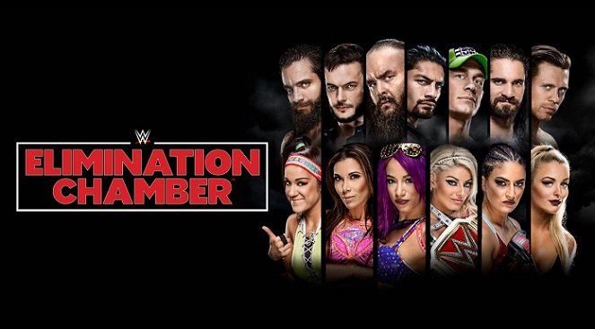 Spaceman Frank's Elimination Chamber 2018 Predictions