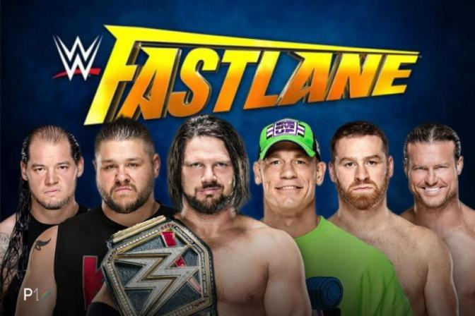 Spaceman Frank's WWE Fastlane 2018 Predictions