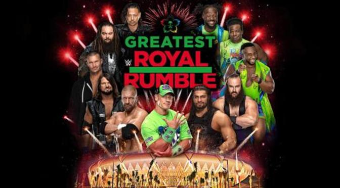 Spaceman Frank's Greatest Royal Rumble Predictions