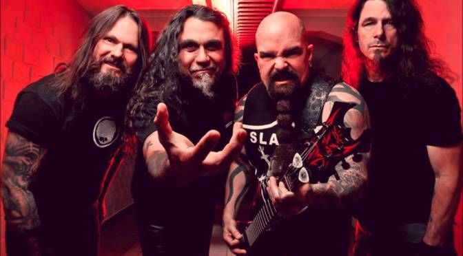 Slayer Announces Final Album