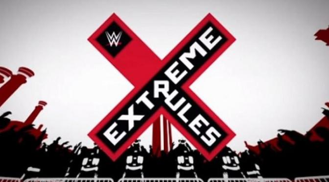 Spaceman Frank's Extreme Rules 2018 Predictions