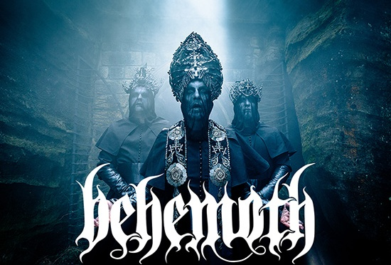 Behemoth and At The Gates at The Playstation theater