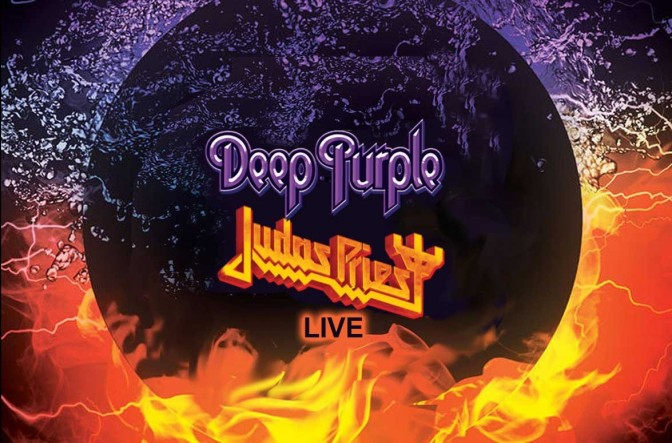 Deep Purple and Judas Priest in Bethel Woods